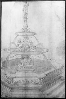 Entwurf eines Brunnens