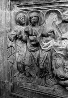 Altar — Mittelteil: Auferstehung