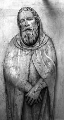 Grabmal eines Heiligen