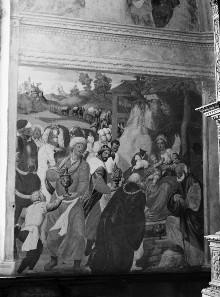 Freskenzyklus: Szenen aus dem Leben Mariens — Bildfelder — Anbetung der Könige