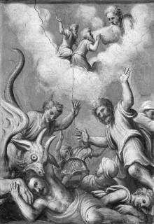 Vision der Apokalypse — Die zwei Zeugen Gottes