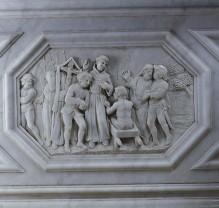 Ein Wunder des Heiligen Antonius von Padua
