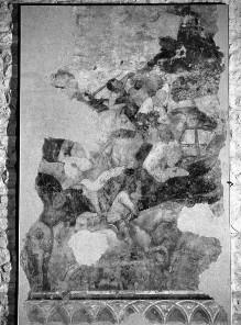 Scipio Africanus Major und Schlachtenszenen der Kriege um Troja und um Laurentium — Kämpfende Reiter