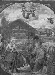 Die Anbetung des Christuskindes