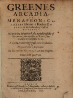 Image from object titled Arcadia or Menaphon (etc.)