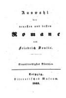 Image from object titled Acht Tage im Schloß. Aus den Memoiren eines jungen Mannes ; Viertes Bändchen