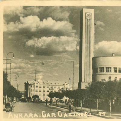 Image from object titled Ankara Gar Gazinosu