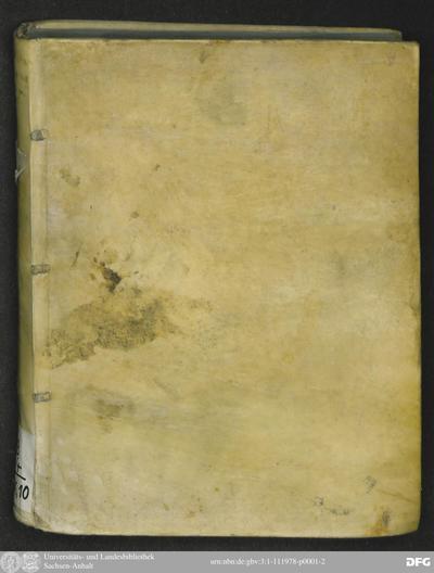 Image from object titled POEMATA,|| ALBERTI FRIDE-||RICI MELLEMANI, VA-||RII GENERIS ... || Ejusdem Oratio, de Matrimonii societate ineunda Literatis hominibus.|| His adjectae sunt AUGUSTI CAESARIS, ex Dione Cassio || Nicaeo, duae orationes aliae: quarum prior de Maritis; poste=||rior de Caelibe pertractat.||(interprete || Gulielmo Xylandro Augustano.||)