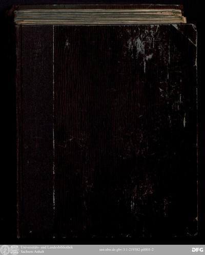 Image from object titled Caroli Luvovici Michel Oettingensis Ivrivm Cvltoris Commentatio De Ivre Indicendi Lvctvm Pvblicvm Qvo Imperatorem Mortvvm S. R. I. Ordines Proseqvi Solent