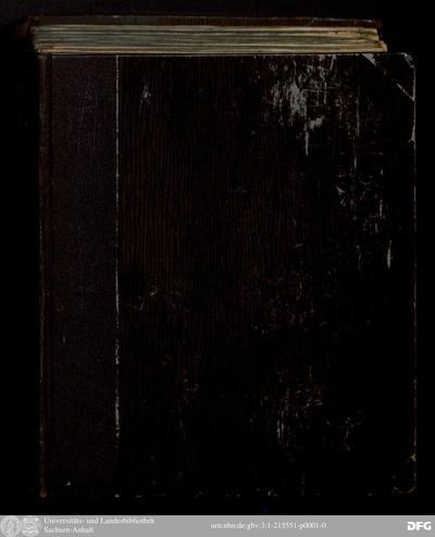 Image from object titled Dissertatio Inavgvralis De Separatione Bonorvm Conivgalivm Occasione Divortii Secvndvm Statvta Vlmensia