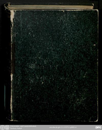 Image from object titled Anwendung der Combinatorischen Analytik zur Bestimmung der trigonometrischen Linien der Summe mehrerer Winkel, wenn die trigonometrischen Linien der einzelnen Winkel gegeben sind : Mit 1. Kupfer/ Von Dr. Burckhardt
