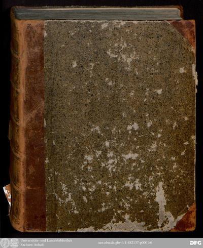 Image from object titled Uebersetzung und Erläuterung über Sprüchwörter, Prediger, und Hohelied des Königes Salomo; Libri Salomonis <dt.>