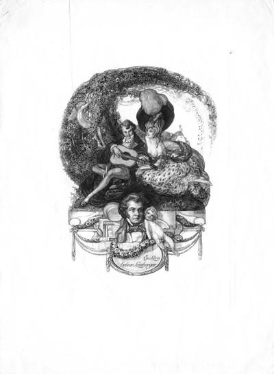 Ex libris [muzical; scenă de viaţă – romantic – sentimental]