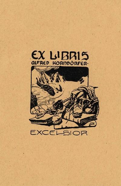 Ex libris [Buchmarke; emblemă]