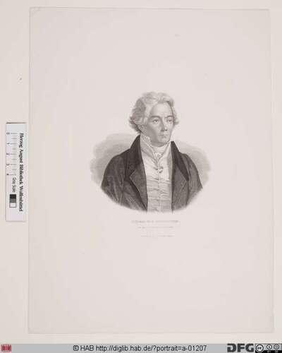 Bildnis Ludwig van Beethoven