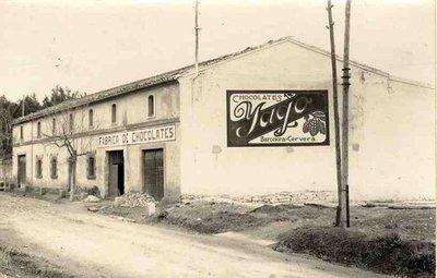 Fàbrica de xocolates Yago