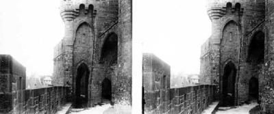 Castell de Carcassonne.