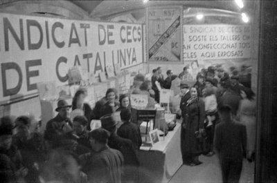 Acte del Sindicat de Cecs de Catalunya