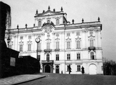 Praga, a l'actual República Txeca
