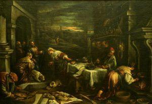 Krist u kući Marije i Marte