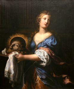 Saloma nosi glavu svetoga Ivana Krstitelja
