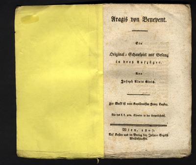 Image from object titled Aragis von Benevent