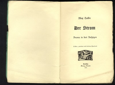 Image from object titled Der Strom