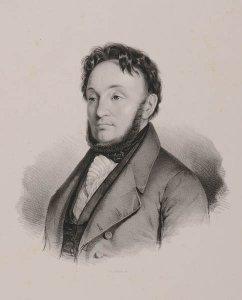 Bildnis von Jacob Guido Theodor Gülich (1801-1877)