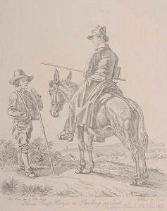 Bildnis von Georg Ernst Harzen (1790-1863)