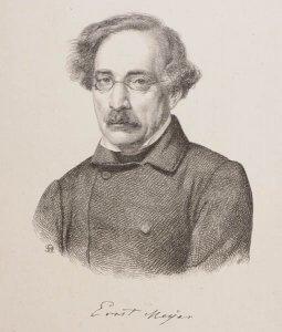 Bildnis von Ernst Meyer (1797-1861)