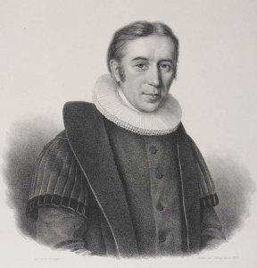 Bildnis von Nicolaus Nielsen (1806-1883)