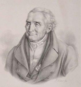 Bildnis von Kaspar Freiherr von Voght (1752-1839)