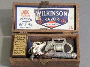 WILKINSON Rasierhobel