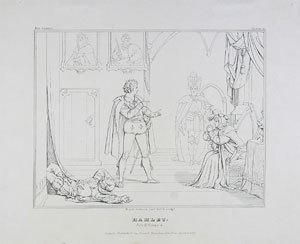 Hamlet. Act III. Scene 4.