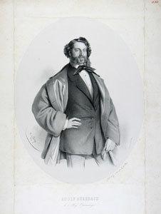 Adolf Auerbach k.k. Hof-Opernsänger.
