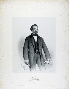 J.N. Beck k.k. Hofopernsänger.