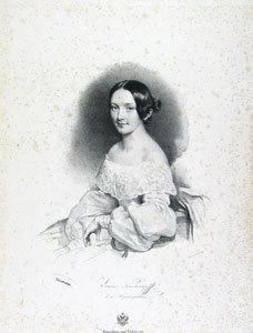 Louise Neumann k.k. Hofschauspielerin.