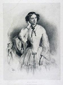 Marie Seebach.