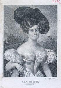 E.C.W. Hoguet, geb: Vestris.