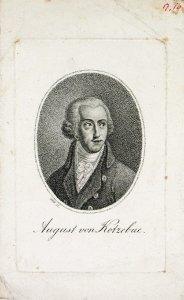 August von Kotzebue.