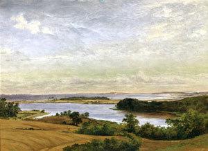 Landschaft bei Watersneversdorf