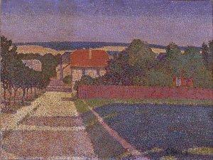 Häuser in Weimar
