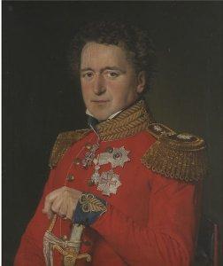 Prinz Christian Frederik, später König Christian VIII. von Dänemark