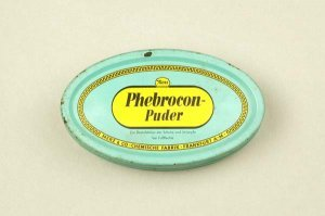 Image from object titled Phebrocon-Puder