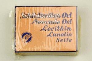 Schildkrötenöl-Avocadoöl-Lecithin-Lanolin-Seife