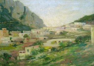 Mount Solaro, Capri (Ortschaft auf Capri)