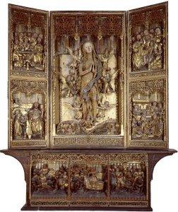 Maria Magdalenen-Altar
