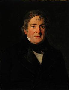 Porträt des Kaufmanns und Schiffreeders Nicolai Christian Petersen aus Flensburg