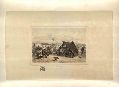 Barbier tsigane: foire de Giourjevo : (Valachie) 11 Juillet 1837