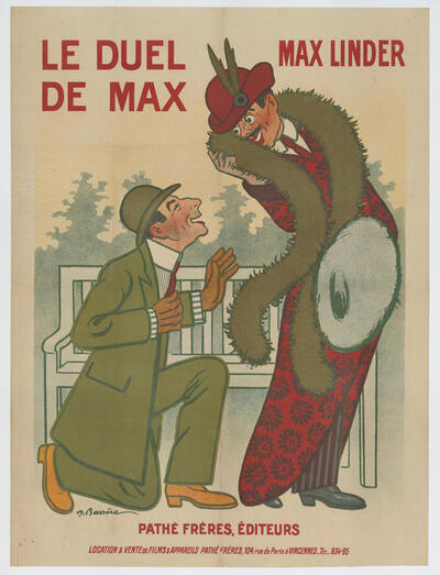 Le Duel de Max